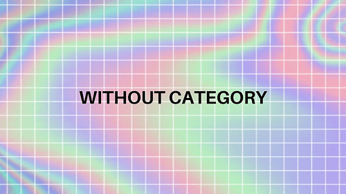 Without category