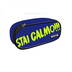 """Astuccio Brixton – """" Stai calmo!!! """""""