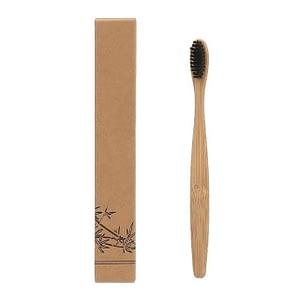 Spazzolino da denti in bambù ecologico